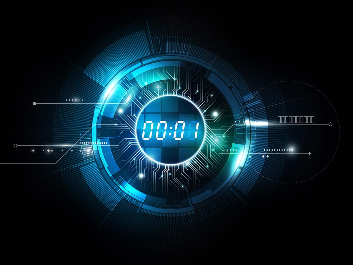 DIGITAL COUNTDOWN CALENDAR